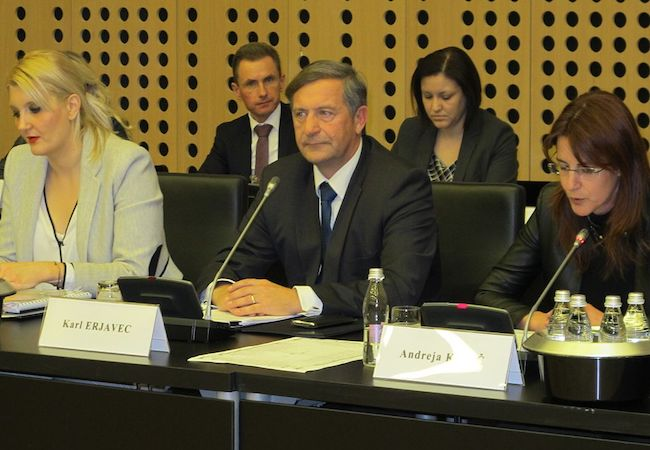 Photo of Open letter to Mr. Karl Erjavec, Slovenian Minister of Foreign Affairs