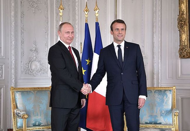 Photo of Contours of Russo-France relations