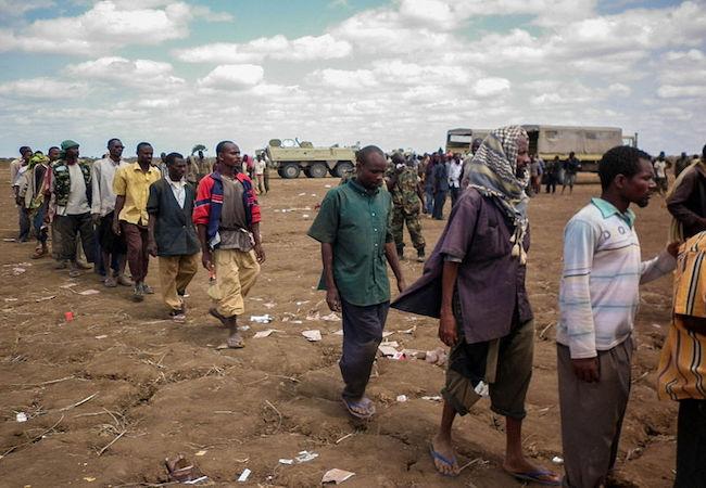 Photo of Blackened waters of Somalia
