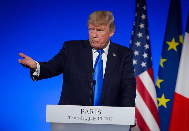 Photo of Donald Trump and the Paris climate deal