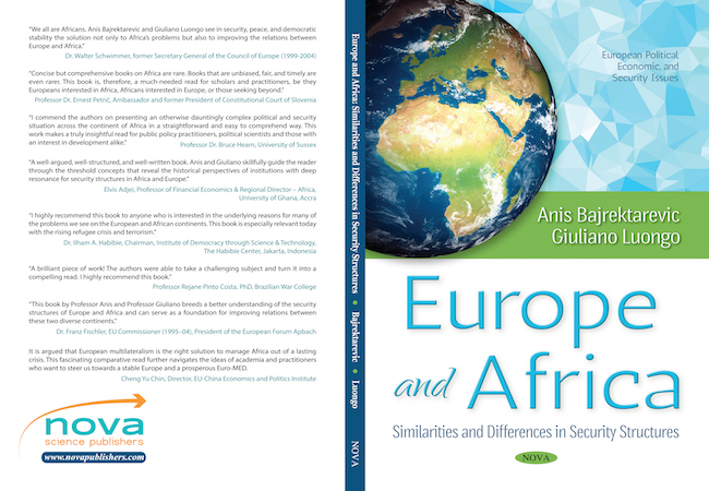 Photo of Europe and Africa – Similarities and differences in security structures
