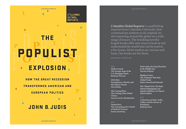 Photo of The populist explosion: How the great recession transformed American and European politics