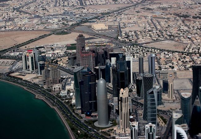 Photo of Qatar's two choices