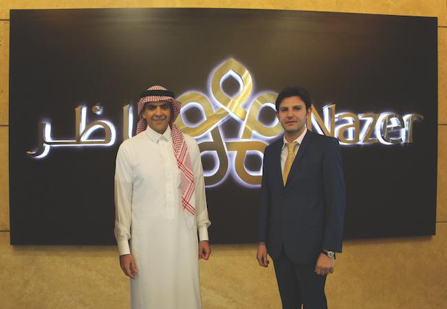 Photo of Interview with Loay Hisham Nazer of Bupa Arabia Health Insurance