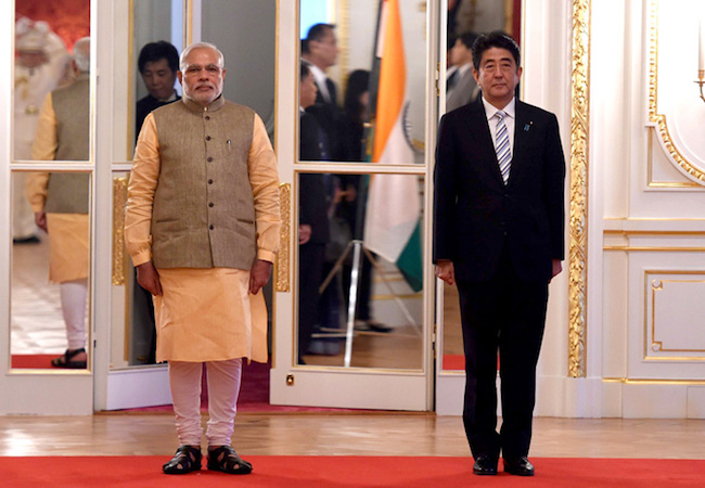 Photo of Indo-Japan nexus: Implications for China and the CPEC