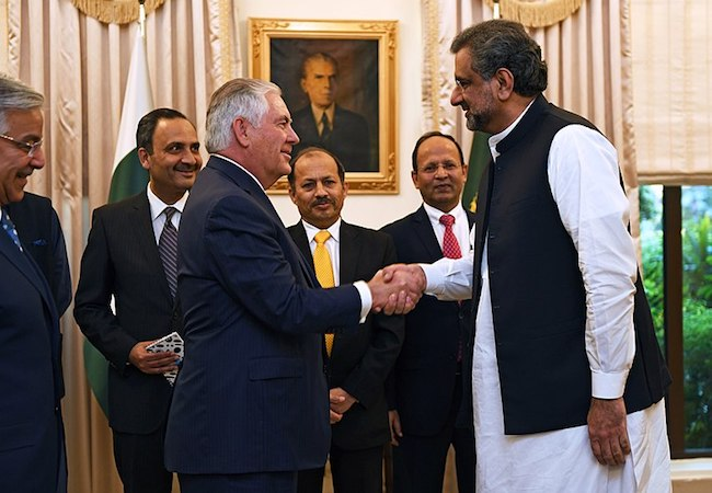 Photo of Takeaway from Tillerson visit