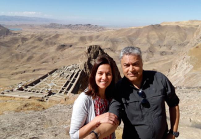 Photo of Nakhchivan welcomes two Brazilian visitors