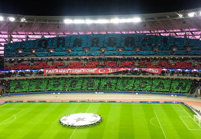 Photo of Azerbaijani soccer club gives hope to battered region