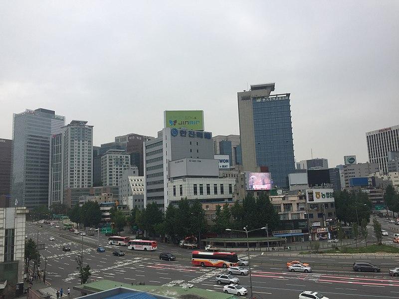Photo of South Korea's political rise