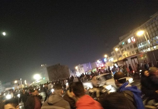 Photo of Public unrest in Iran: a challenge for the theocratic regime