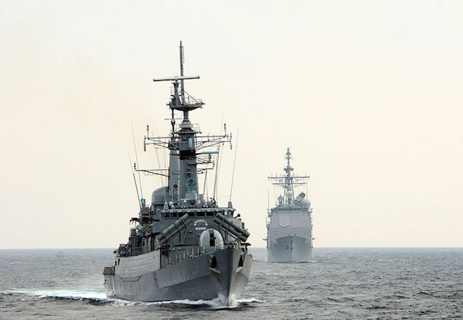 Photo of China and Pakistan together for the fortification of maritime security