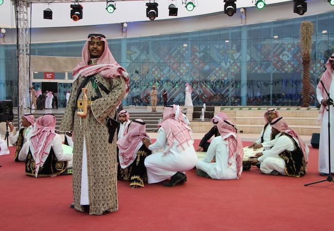Photo of Saudi Arabia's Annual Cultural and Heritage Janadriyah Festival