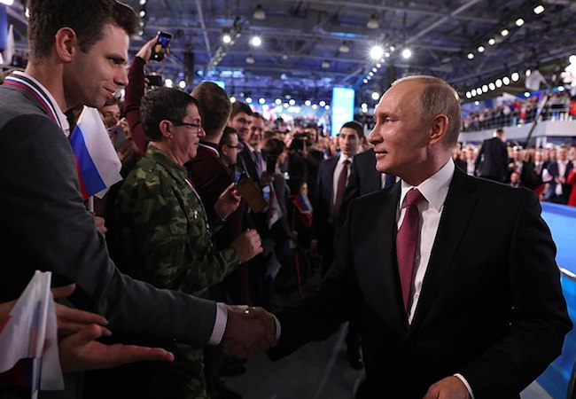 Photo of Putinism in Russia: Has Vladimir Putin become the new Tsar?