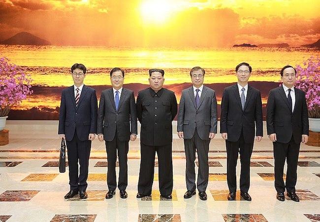 Photo of An analysis of the inter-Korean summit