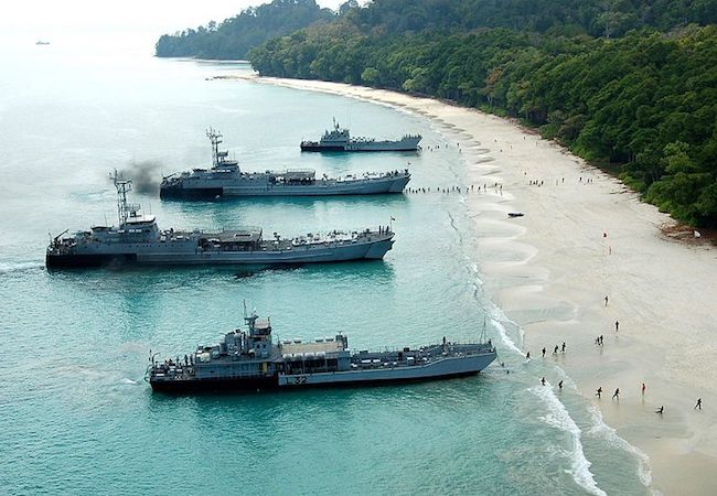 Photo of South Asia's maritime defense strategy: A key to stability between India, Sri Lanka and Maldives