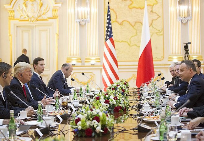 Photo of A case for a U.S.-Poland security and economic partnership