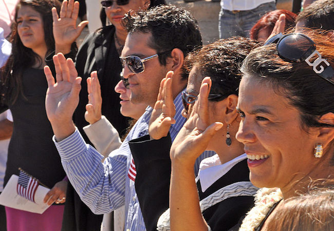 Photo of US citizenship applications are backlogged, prolonging the wait for civil and voting rights