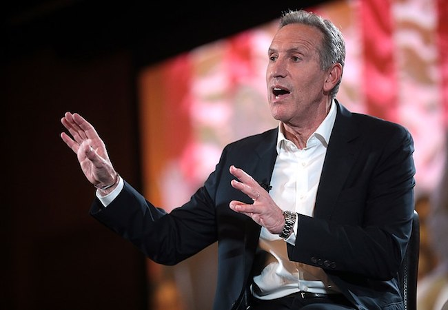 Photo of Howard Schultz, the Democratic Party and the future of liberalism