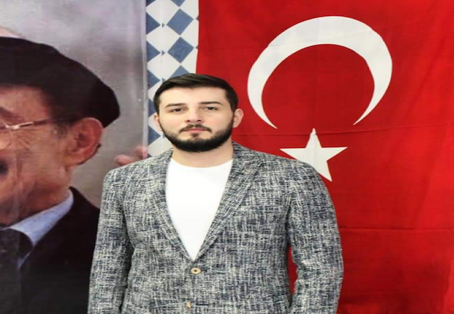 Photo of Youth want their voice to be heard in politics: a young man running for municipal  election in  Turkey