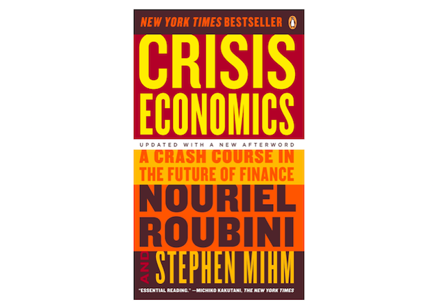 "Photo of Book review: ""Crisis economics: a crash course in the future of finance"""