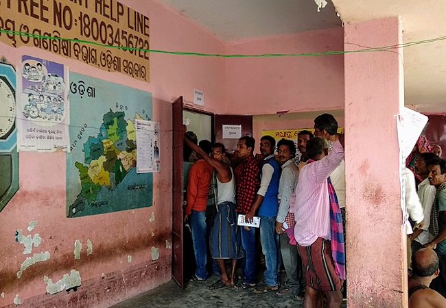 Photo of How the world's largest democracy casts its ballots