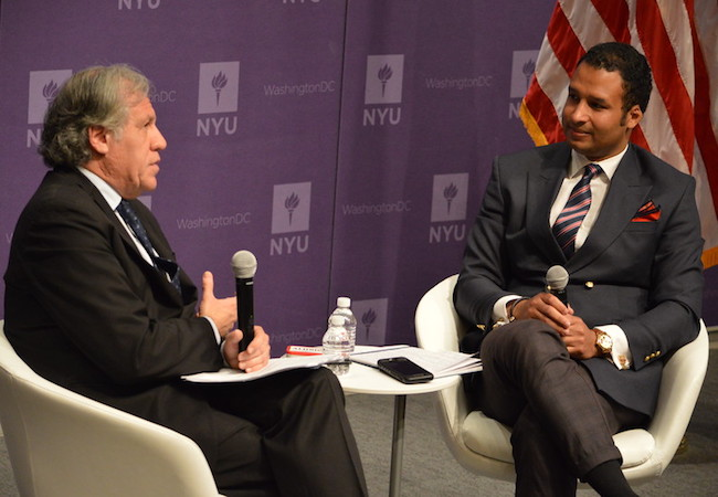 Photo of The State of Affairs in Latin America: A Conversation with Secretary General of the Organization of American States Luis Almagro