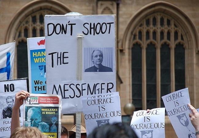 Photo of Journalism's Assange problem