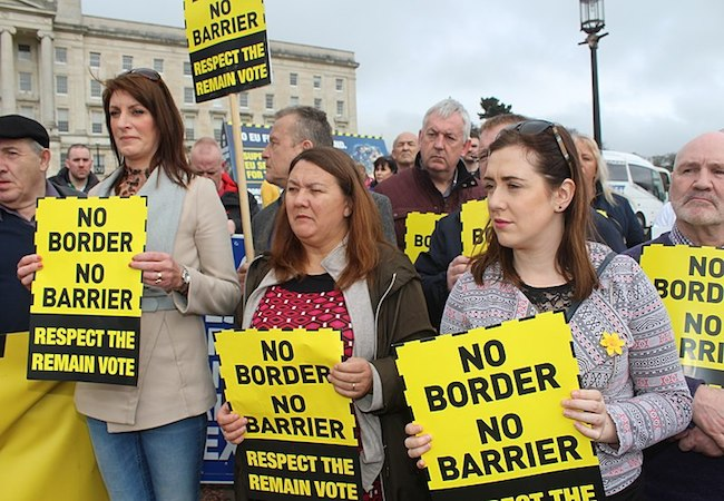 Photo of Brexit is a rejection of the Good Friday Agreement for peace in Northern Ireland