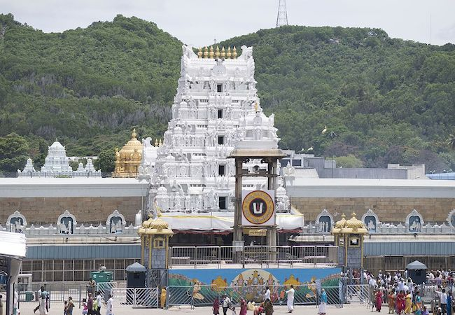 Photo of Tirupathi factor: Unbreakable symbol of Sri Lankan politician's spiritual dependence of India