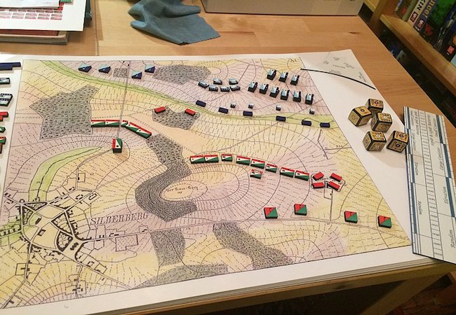 Photo of War games shed light on real-world strategies