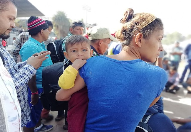 Photo of Central American women fleeing violence experience more trauma after seeking asylum