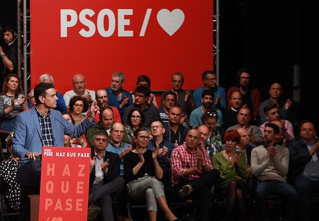 Photo of Spain's new coalition appears flimsy