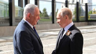 Photo of A tale wrapped between love and hate: On the recent development of Russian-Israeli relations