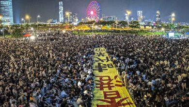 Photo of What Hongkongers think but cannot say