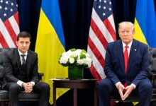 Photo of Ukraine's President Zelenskiy may come to regret his discussion with President Trump