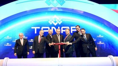Photo of First Azerbaijani gas reaches Albania amid COVID-19