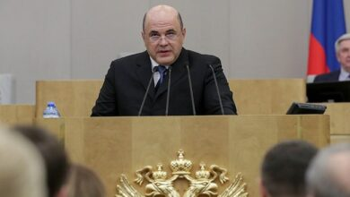 Photo of Meet Mikhail Mishustin, Russia's new Prime Minister