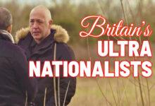 Photo of UK's far right wasteland