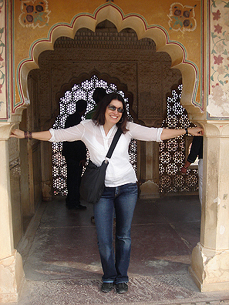 Exploring Amer Fort in Jaipur