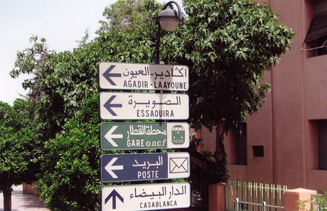 Decisions about exploring Morocco