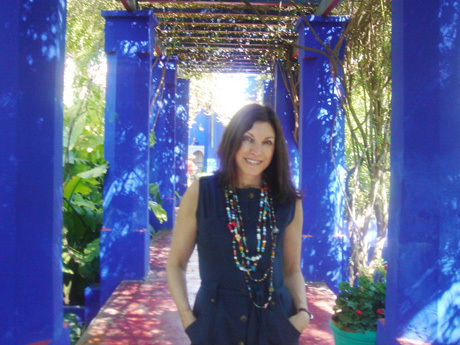 The glorious Jardin Majorelle, walled haven of beauty and birdsong in Marrakesh