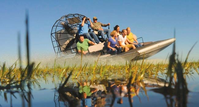 Airboat Tours Everglades Miami | Ride The Wind | Everglades Airboat