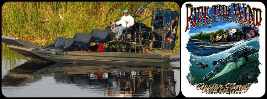 Things to do in Fort Lauderdale - Ride The Wind - Everglades Airboat