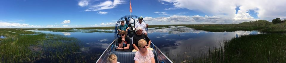 Things to do in Florida - Ride The Wind - Airboats tour in Florida
