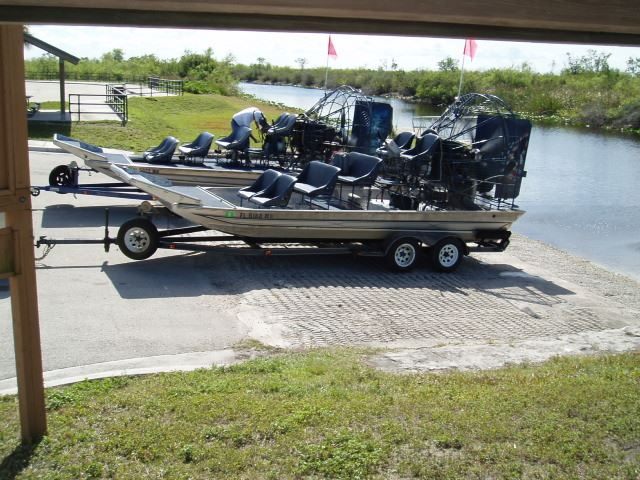 both airboats