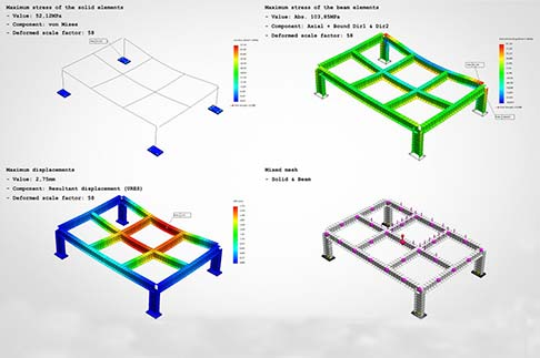 Parts Washer Frame_FEA Montage 1920 x 1080 (1)