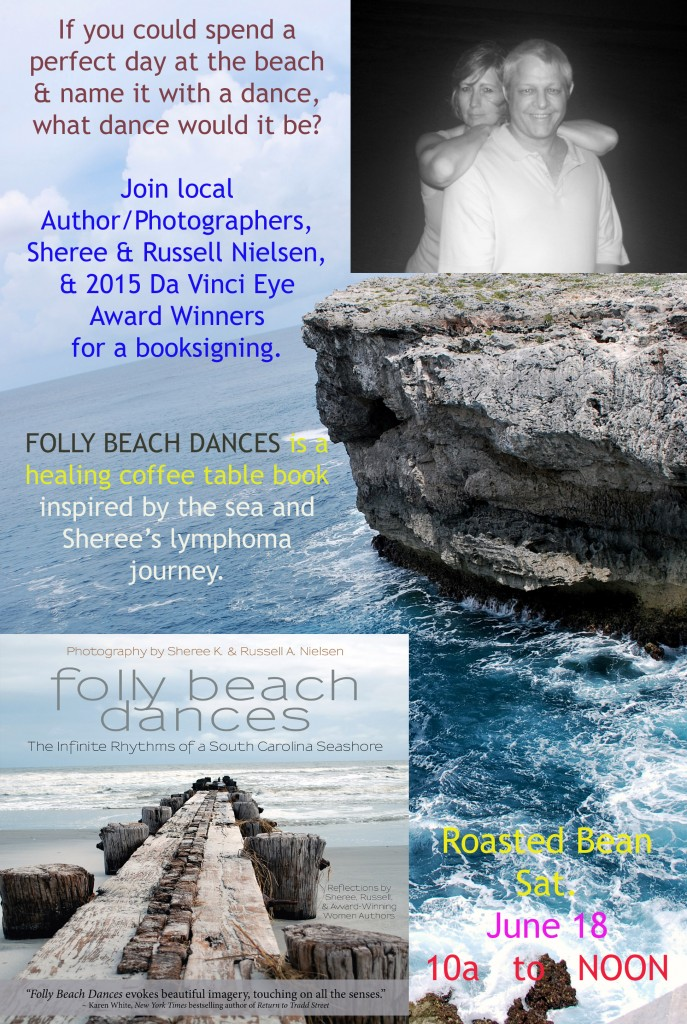 Flyer for Photo Exhibit and Booksigning - FBD roasted bean final 2