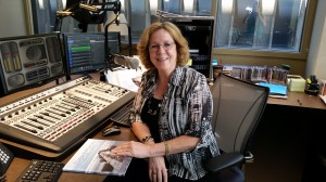 Kathy Lawton Brown - radio host
