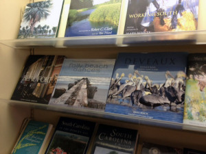 Folly Beach Dances books - at Burry Books in Hartsville, SC