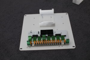 Add HP power supply mount